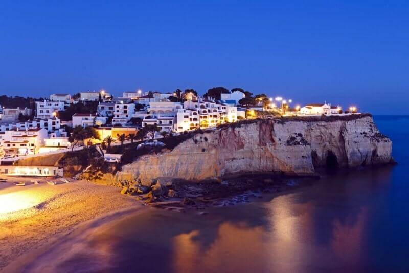 Carvoeiro - Faro Airport Transfers Algarve